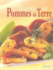 J'adore les pommes de terre - Intérieur - Format classique