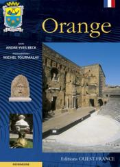 Orange - Couverture - Format classique