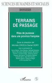 Terrains De Passage - Intérieur - Format classique