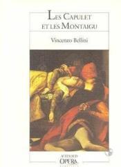Les Capulet Et Les Montaigu - Couverture - Format classique
