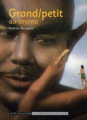 Grand/petit au cinéma - Intérieur - Format classique