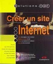 Creer Un Site Internet - Intérieur - Format classique