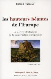 Hauteurs béantes de l'Europe - Intérieur - Format classique