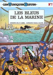 Les tuniques bleues t.7 ; les bleus de la marine - Intérieur - Format classique