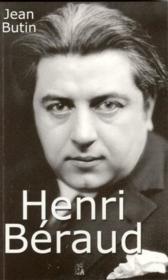 Henri Béraud - Couverture - Format classique