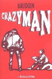 Crazyman - Intérieur - Format classique