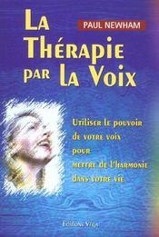 La Therapie Par La Voix - Intérieur - Format classique