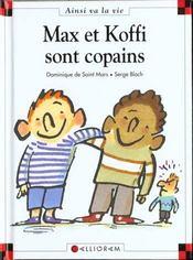 Max et Koffi sont copains - Intérieur - Format classique