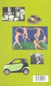 Moma highlights ; 350 oeuvres du museum of modern art new york - 4ème de couverture - Format classique