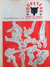 Louveteau N°14 du 20/10/1956 - Couverture - Format classique