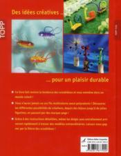 Plaisir de tresser des scoubidous ; polyvalence et couleurs tout au long de l'année - 4ème de couverture - Format classique