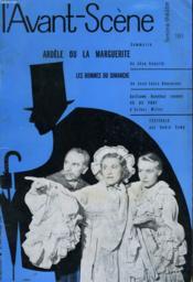 L'AVANT-SCENE - FEMINA-THEATRE N° 181- ARDELE OU LA MARGUERITE de JEAN ANOUILH - Couverture - Format classique