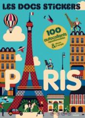 Vente livre :  Les docs stickers Paris  - Collectif