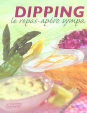 Dipping ; le repas-apero sympa - Intérieur - Format classique