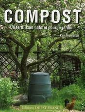 Compost ; un fertilisant naturel pour le jardin - Intérieur - Format classique
