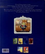 Le vent dans les sables t.1 ; l'invitation au voyage - 4ème de couverture - Format classique