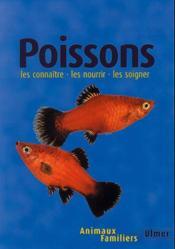 Poissons - Couverture - Format classique