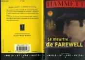 Le meutre de Farewell - Couverture - Format classique