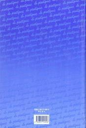 La pratique de l'integration fiscale - 4ème de couverture - Format classique