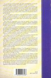 Temoin Du Christ (Le) - 4ème de couverture - Format classique