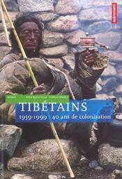 Les tibetains - Intérieur - Format classique