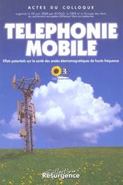Vente  Telephonie mobile. effets ondes electro.  - Collectif