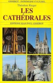 Les cathédrales - Couverture - Format classique