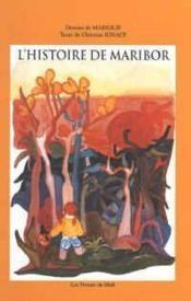 L'Histoire De Maribor - Couverture - Format classique