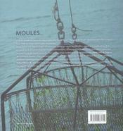 Moules - 4ème de couverture - Format classique