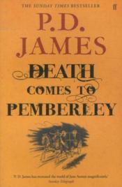 Vente livre :  Death comes to Pemberley  - Phyllis Dorothy James