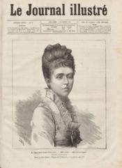 Journal Illustre (Le) N°49 du 07/12/1879 - Couverture - Format classique