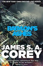 Vente livre :  BABYLON''S ASHES  - James S. A. Corey