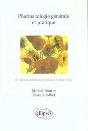 Pharmacologie Generale Et Pratique 3e Edition - Intérieur - Format classique