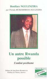Autre Rwanda Possible (Un) Combat Posthume - Intérieur - Format classique