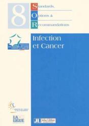 Infection Et Cancer - Couverture - Format classique