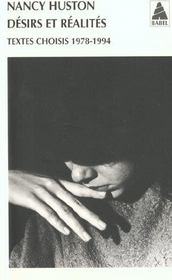 Desirs et realites - Intérieur - Format classique
