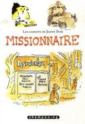 Missionnaire - Intérieur - Format classique