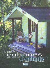Cabanes d'enfants - Intérieur - Format classique