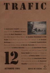 Revue Trafic N.12 - Couverture - Format classique