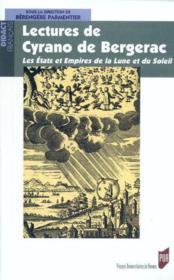 Lectures De Cyrano De Bergerac - Couverture - Format classique