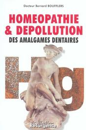 Homeopathie Depollution Amalg. Dentaires - Intérieur - Format classique
