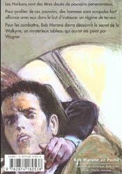 Le Portrait De La Walkyrie - 4ème de couverture - Format classique