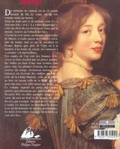 Le cabinet des fées - 4ème de couverture - Format classique