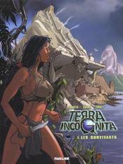 Terra Incognita T.1 ; Les Survivants - Intérieur - Format classique