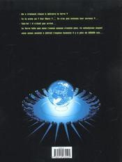 Terra Incognita T.1 ; Les Survivants - 4ème de couverture - Format classique