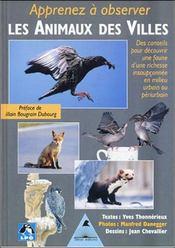 Apprenez a observer la faune des villes - Intérieur - Format classique