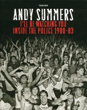 Andy Summers Watching You - Intérieur - Format classique