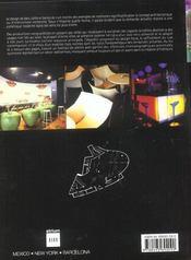 Decors De Bars - 4ème de couverture - Format classique