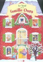Le Noël de la famille ours - Intérieur - Format classique