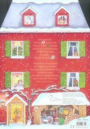 Le Noël de la famille ours - 4ème de couverture - Format classique